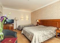 Номер 1-комнатный улучшенный, спальня