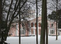 Валуево зимой