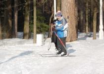 лыжные прогулки