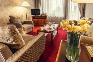 Номер Апартаменты, 2-комнатный, зона отдыха