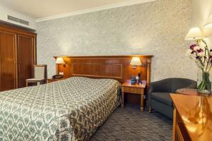 Номер 1-комнатный 2-местный, спальня