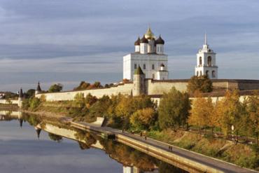 Псковская область, Общие виды