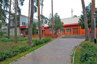 Санаторий Сосны