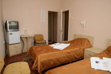 2-местная комната с удобствами эконом (3-й корпус)