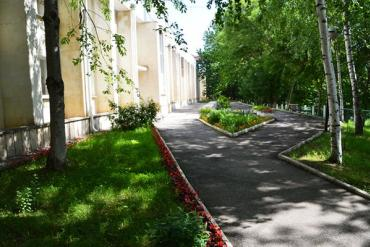 Санаторий им. Кирова