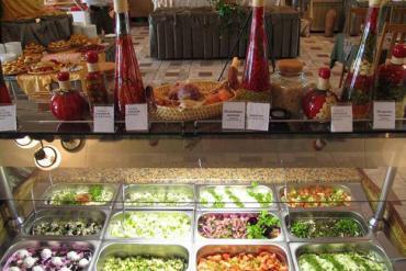 Ресторан «Шведский стол»