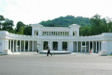 Курорты и Санатории Кисловодска, Общие вид