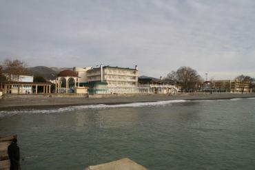 Курорты и санатории Лазаревское, Общие виды