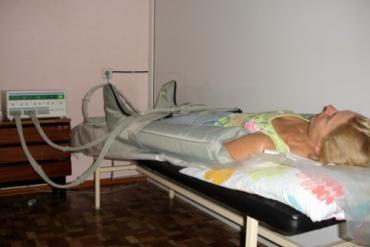 Санаторий Боровое, Оздоровление
