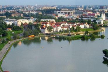 Белоруссия, Общие виды