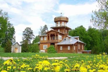Музей-усадьба Репина И.Е.