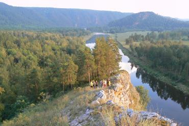 Урал, Общие виды