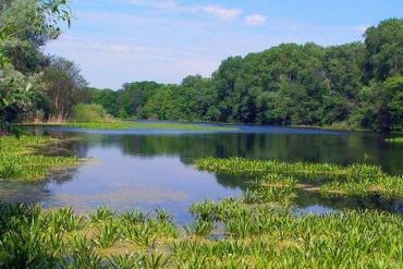 Луганская область, Луганский природный заповедник