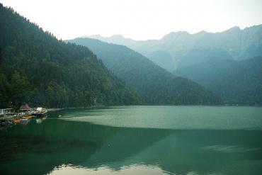 Абхазия, Общие виды