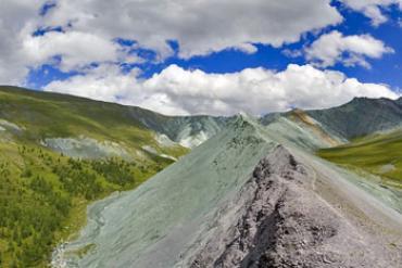 Алтайский край, Общие виды
