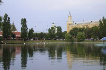 Астраханская область, Общие виды