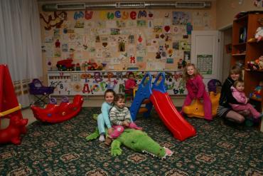 Детская комната Янтарный берег