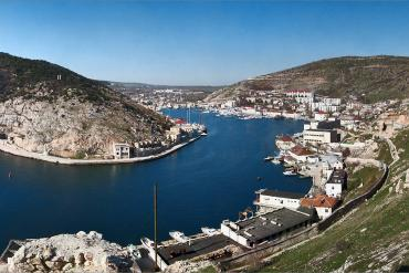 Крым, Общие виды