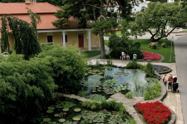 курорт Пиештяны