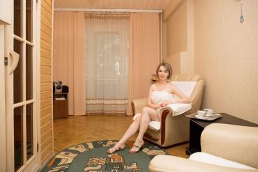 Infrakrasnaya sauna Эльбрус Железноводск