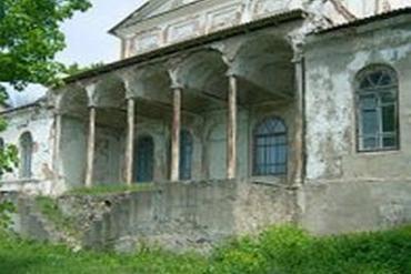 Усадьба 19 в. пос. гор. типа Дашев
