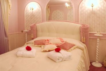 Люкс Свадебный - спальня