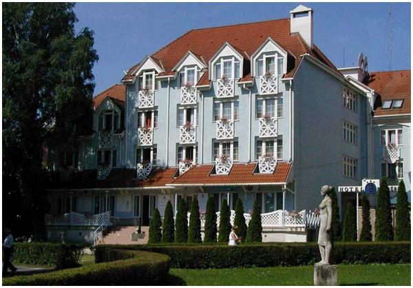 erzebet Hotel Heviz 3*