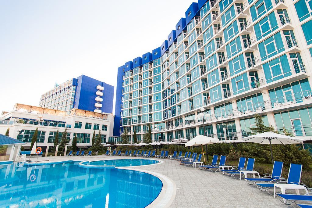 Отель аквамарин крым цены