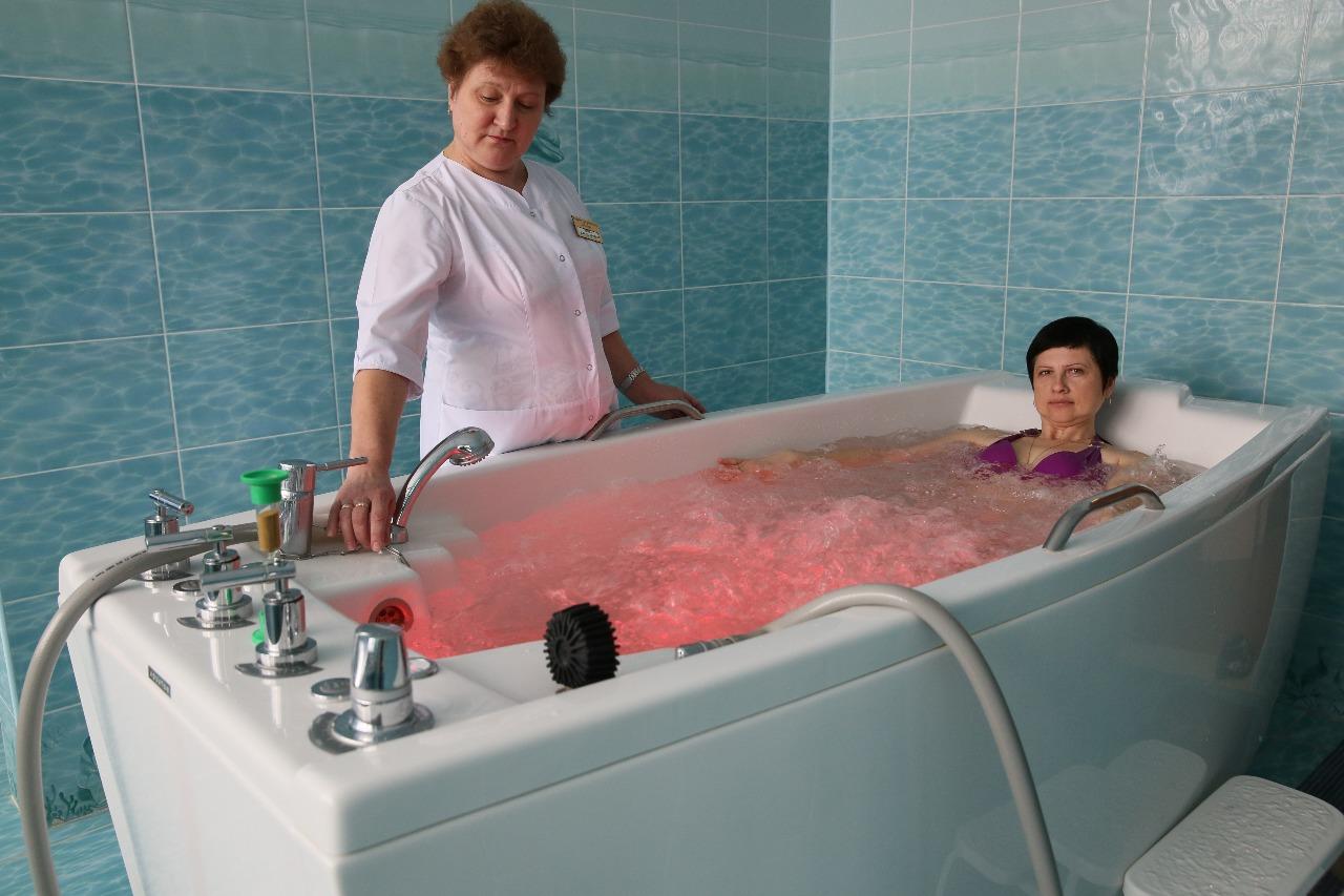 Программы очищения и похудения в санаториях России