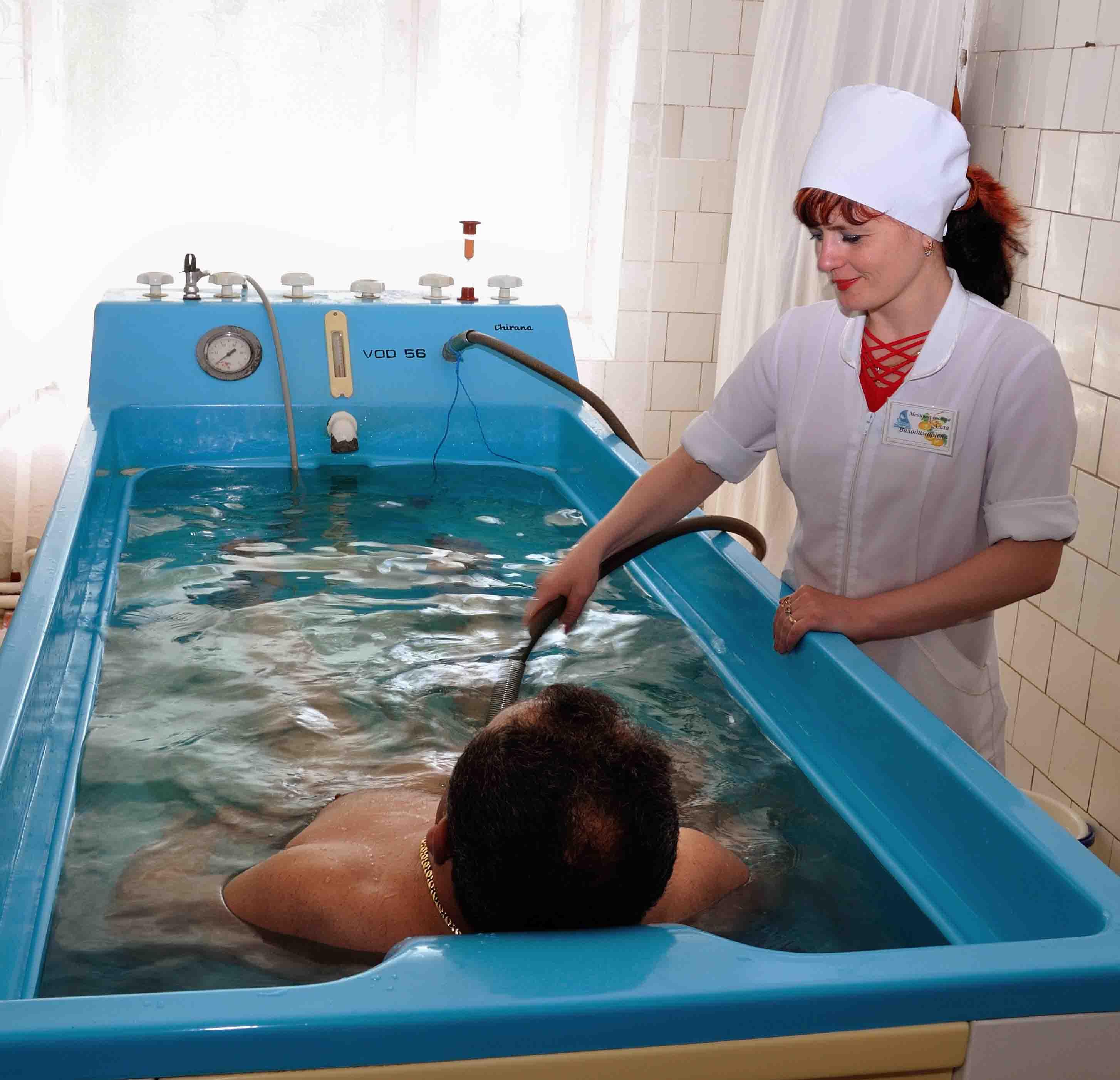 санатории лечения от паразитов