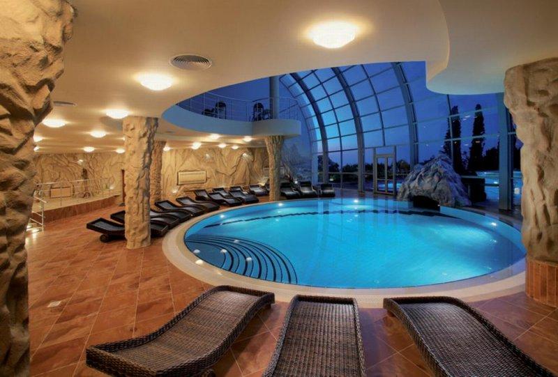 Отель с зимним бассейном подмосковье