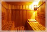 Snegirek sauna bass