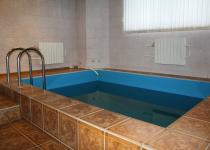 бассейн при сауне