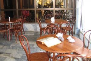 Летняя кофейня