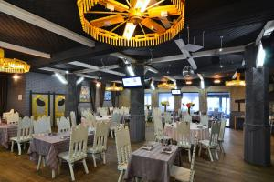 Akv 5 restoran zal 1 etazh