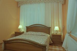 """Вторая спальня апартаментов """"Шале"""""""