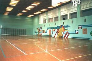 Спортивные зал
