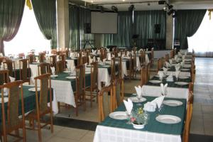 ресторан главного корпуса