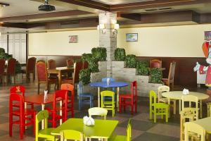 Ресторан Шведской линии Детская зона