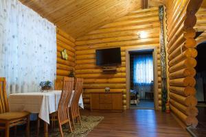 Русский дом VIP, кухня