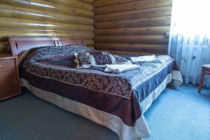 Русский дом VIP, спальня