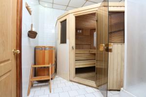 Sauna korpusa