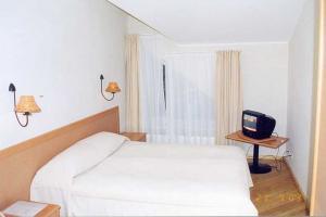 Спальня 4-местный номер на 3 этаже D-1