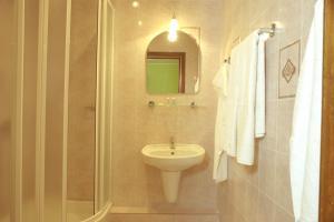 Ванная в стандартном номере