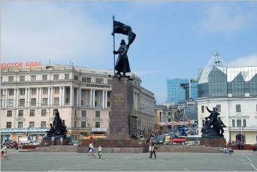 Владивосток, Общие виды