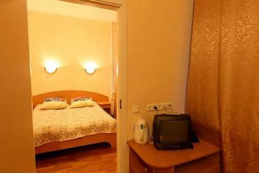 2-х комнатный II категории, спальня