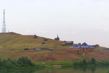 Оренбургская область, Общие виды