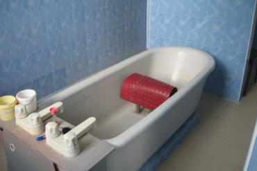 Кабинет минеральных ванн
