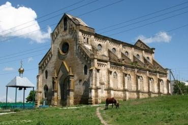 Николаевская область, Католический храм Святого Петра и Павла