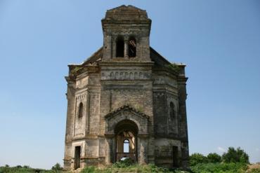 Николаевская область, Костел Святого Георгия